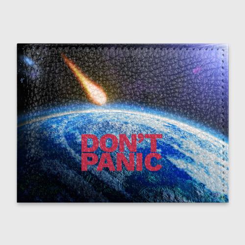 Обложка для студенческого билета  Фото 01, Без паники, метеорит