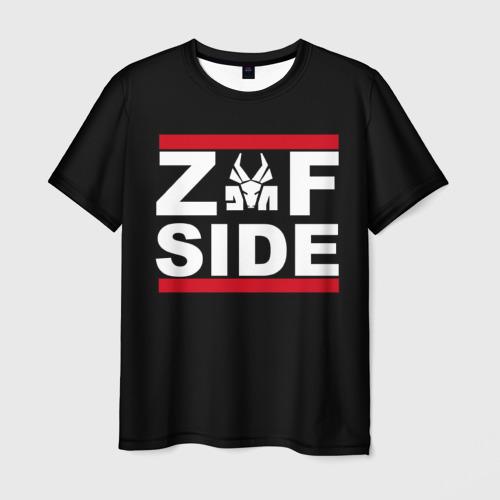 Мужская футболка 3D  Фото 01, Z Side