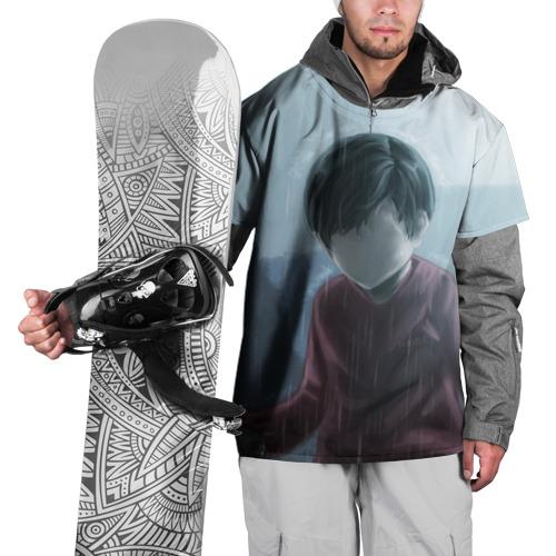 Накидка на куртку 3D  Фото 01, INSIDE