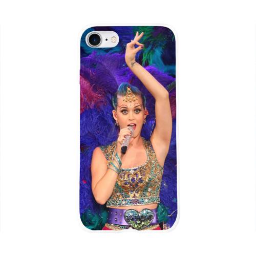 Чехол для Apple iPhone 8 силиконовый глянцевый  Фото 01, Colour
