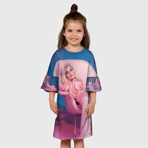 Детское платье 3D  Фото 01, Katy Perry