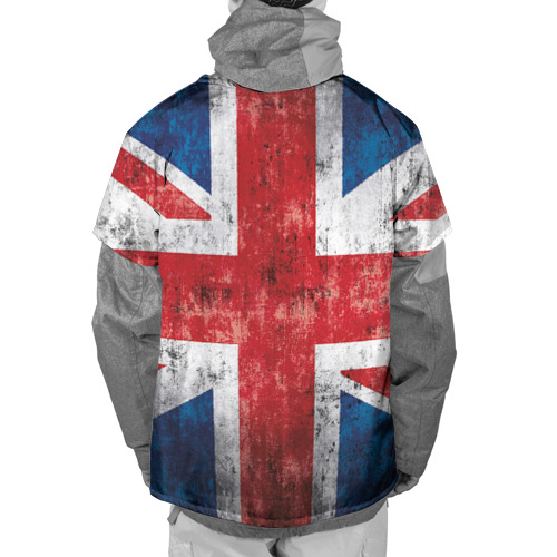 Накидка на куртку 3D  Фото 02, Manchester city №1!