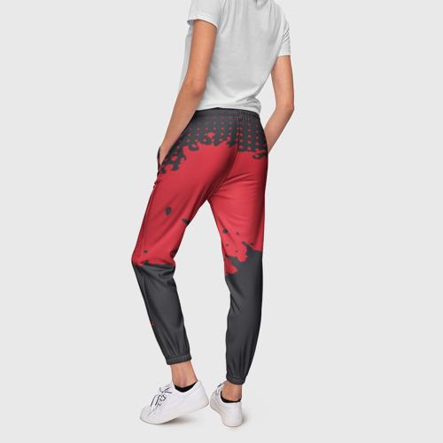 Женские брюки 3D  Фото 02, Пятно
