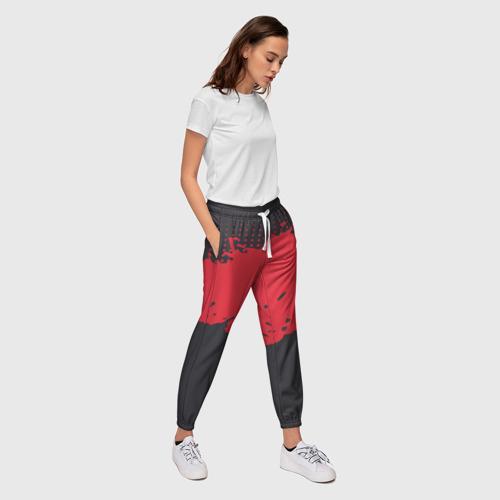 Женские брюки 3D  Фото 03, Пятно