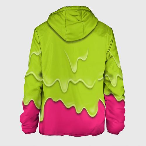 Мужская куртка 3D  Фото 02, Abstract