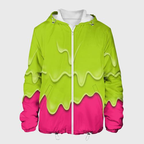 Мужская куртка 3D  Фото 01, Abstract