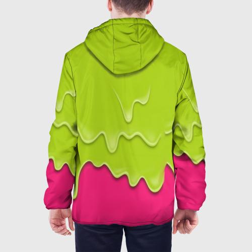 Мужская куртка 3D  Фото 05, Abstract