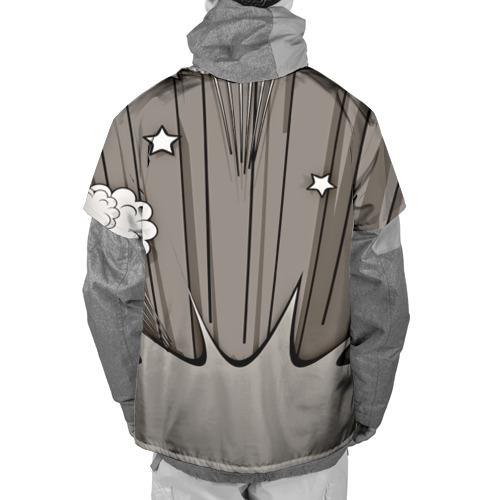 Накидка на куртку 3D  Фото 02, Retro Pop-art
