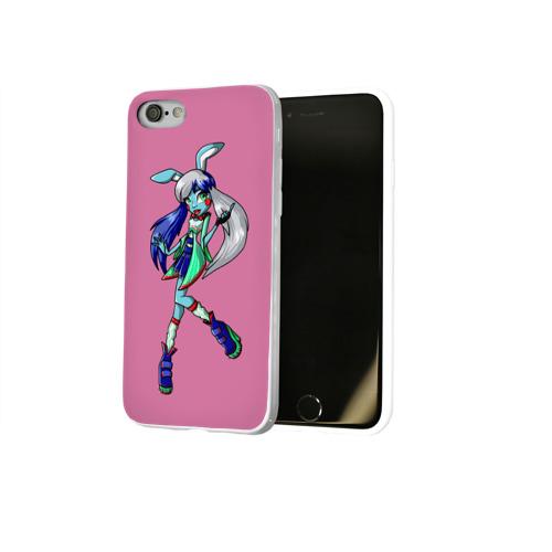 Чехол для Apple iPhone 8 силиконовый глянцевый  Фото 02, Bonnie