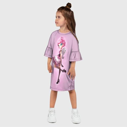 Детское платье 3D  Фото 03, Cupid