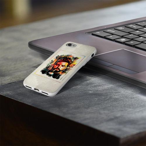 Чехол для Apple iPhone 8 силиконовый глянцевый  Фото 03, Прововедник