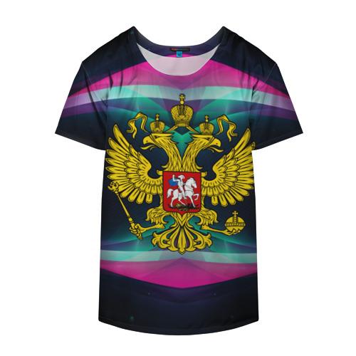 Накидка на куртку 3D  Фото 04, Герб России