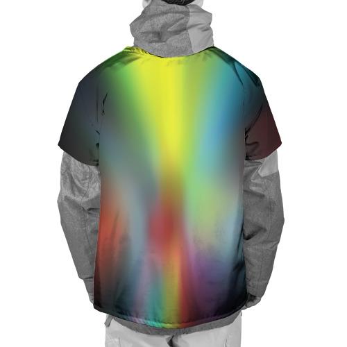 Накидка на куртку 3D  Фото 02, Психоволк