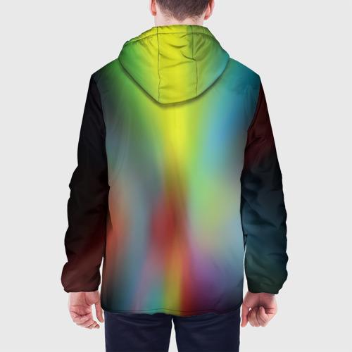 Мужская куртка 3D  Фото 05, Психоволк