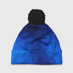 Синие полигоны