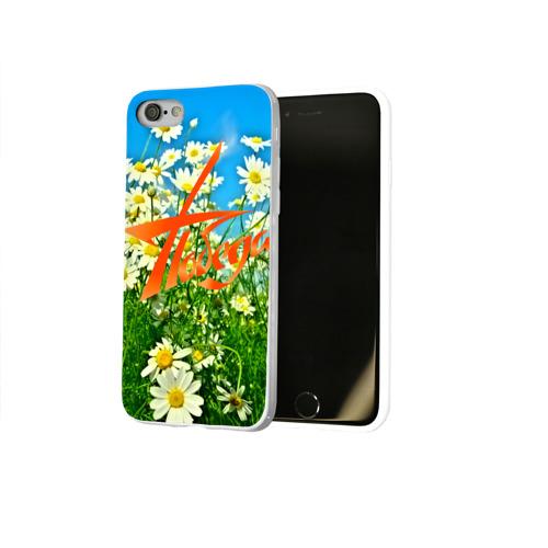 Чехол для Apple iPhone 8 силиконовый глянцевый  Фото 02, Победа