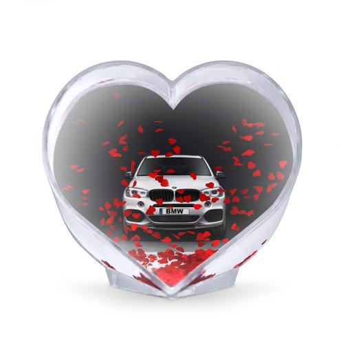 Сувенир Сердце  Фото 02, BMW X5