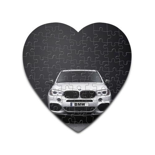 Пазл сердце 75 элементов  Фото 01, BMW X5