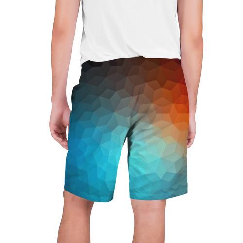 Мужские шорты 3D  Фото 02, Битва абстракций