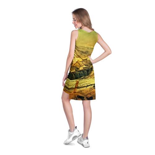 Платье-майка 3D  Фото 04, Народная битва