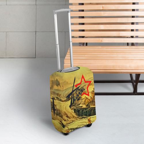 Чехол для чемодана 3D  Фото 03, Народная битва