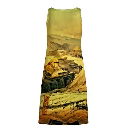 Платье-майка 3D  Фото 02, Народная битва