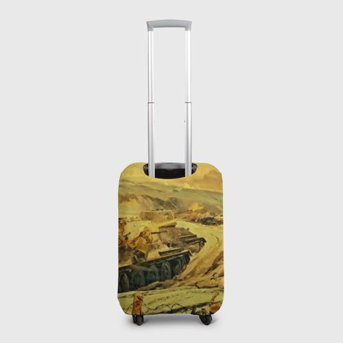 Чехол для чемодана 3D  Фото 02, Народная битва