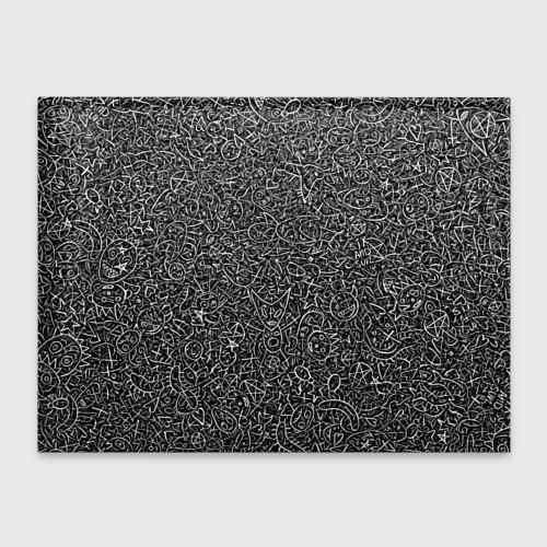Обложка для студенческого билета  Фото 01, Die Antwoord. Рисунки