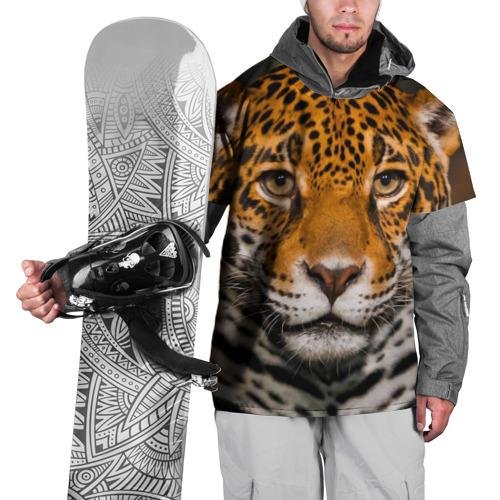 Накидка на куртку 3D  Фото 01, Jaguar