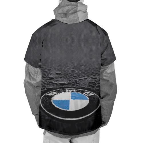 Накидка на куртку 3D  Фото 02, BMW