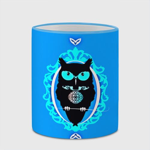 Кружка с полной запечаткой  Фото 03, Owl