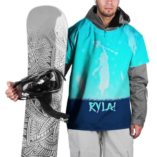 Накидка на куртку 3D  Фото 01, RYLAI