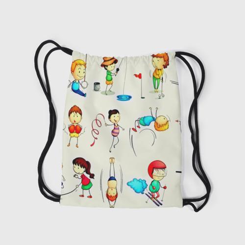 Рюкзак-мешок 3D Sport Фото 01