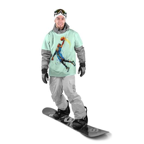 Накидка на куртку 3D  Фото 03, Russell Westbrook