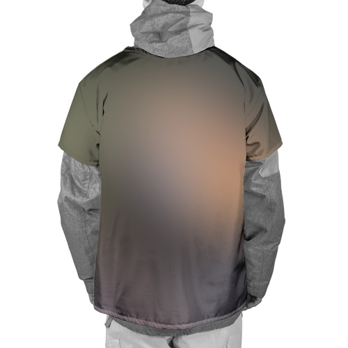 Накидка на куртку 3D  Фото 02, Лес