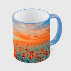 Маковые цветы - интернет магазин Futbolkaa.ru
