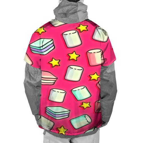 Накидка на куртку 3D  Фото 02, Сладости