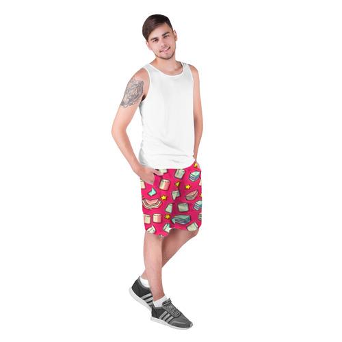 Мужские шорты 3D  Фото 03, Сладости