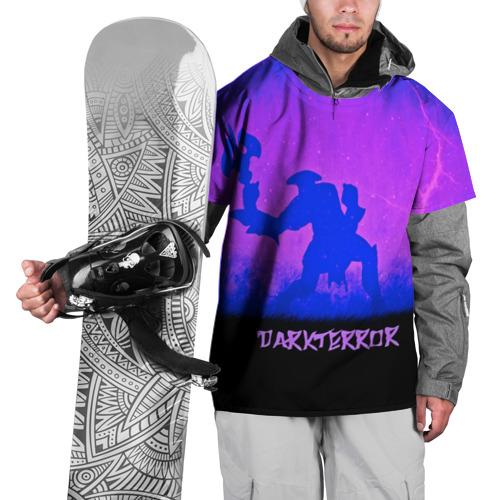 Накидка на куртку 3D  Фото 01, DARKTERROR