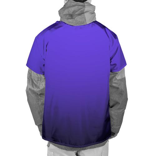 Накидка на куртку 3D  Фото 02, DARKTERROR