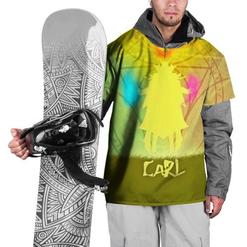 Накидка на куртку 3D  Фото 01, CARL