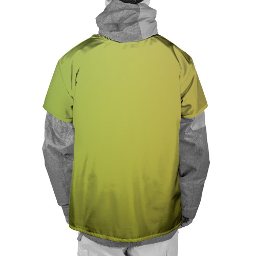 Накидка на куртку 3D  Фото 02, CARL