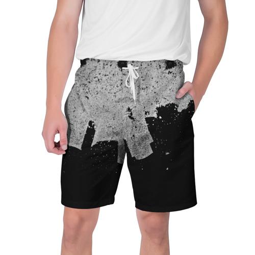Мужские шорты 3D  Фото 01, Grunge Fashion