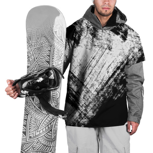 Накидка на куртку 3D  Фото 01, Штриховка