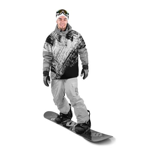 Накидка на куртку 3D  Фото 03, Штриховка