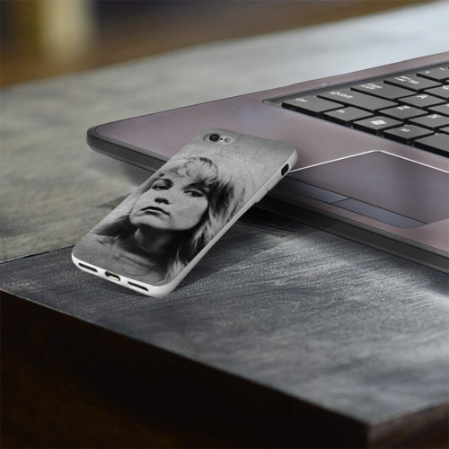 Чехол для Apple iPhone 8 силиконовый глянцевый  Фото 03, Twin Peaks
