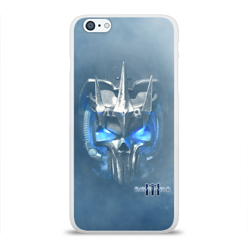 Чехол для Apple iPhone 6Plus/6SPlus силиконовый глянцевый  Фото 01, Warhammer 40,000