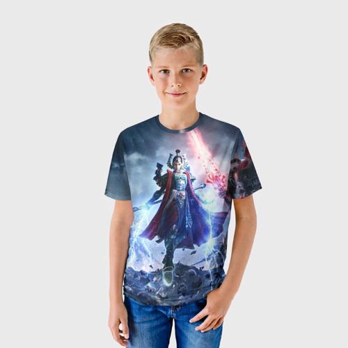 Детская футболка 3D Warhammer 40,000 Фото 01