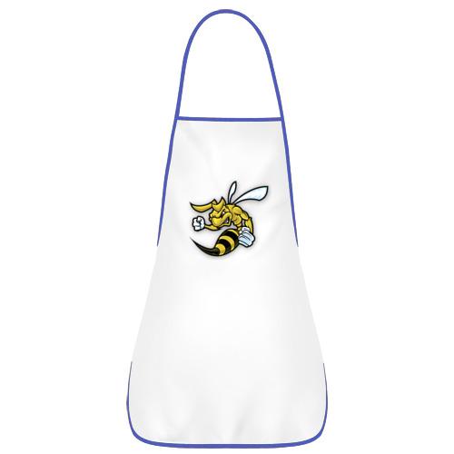 Фартук с кантом  Фото 01, Пчела