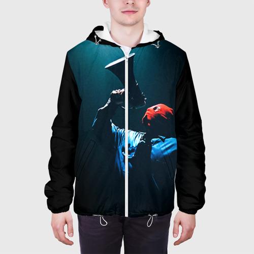 Мужская куртка 3D  Фото 04, Грибы 1